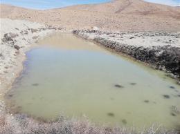 پروژه بند تغذیه ای در محدوده روستای کلاته ولی باغان شیروان